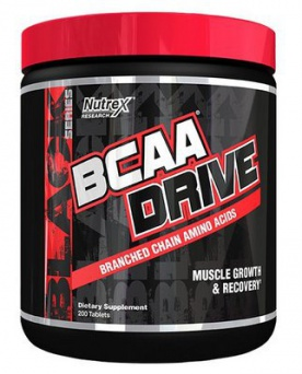 Nutrex BCAA Drive 200 tablet