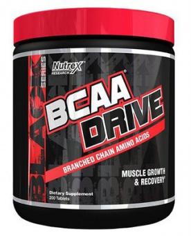 Nutrex BCAA Drive 200 tablet VÝPRODEJ