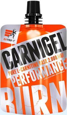 Extrifit Carnigel 60 g - malina PROŠLÉ DMT