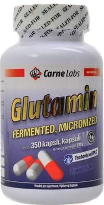 Carne Labs Glutamin 350 kapslí VÝPRODEJ