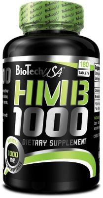BioTechUSA HMB 1000 180 tablet