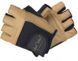 Mad Max Fitness rukavice Brown
