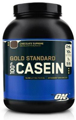 Optimum Nutrition 100% Casein Protein 1818g - banán VÝPRODEJ