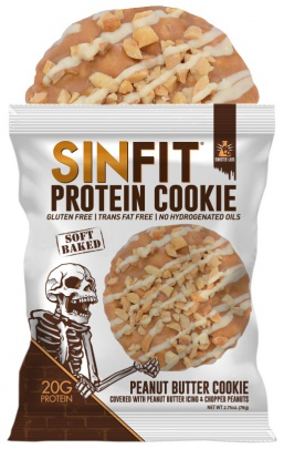 Sinister Labs Sinfit cookie 78g