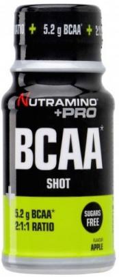 Nutramino +PRO BCAA shot 60ml - Jablko