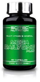 Scitec Mega Daily One Plus 60 kapslí