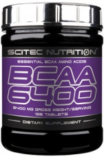 Scitec BCAA 6400 125 tablet