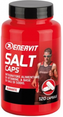 Enervit Salt Caps 120 tablet