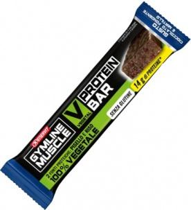 Enervit Vegetal Protein bar 60g - čokoláda + brusinka PROŠLÉ DMT