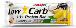 Amix Low Carb 33% Protein bar 60g 4 + 1 ZDARMA