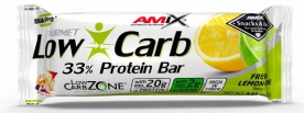 Amix Low Carb 33% Protein bar 60g