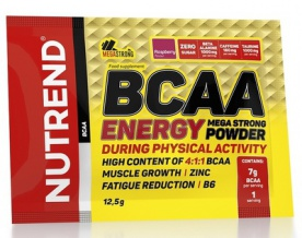 Nutrend BCAA Energy Mega Strong Powder 12,5 g
