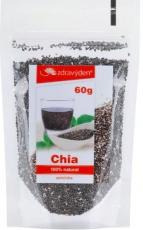 Zdravý den Chia seminká Bio 60g