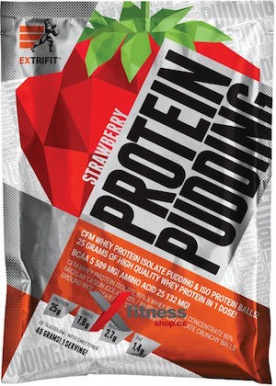 Extrifit Protein Pudding 40g