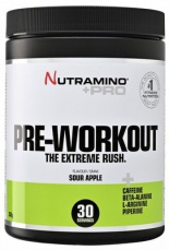 Nutramino +PRO Pre-Workout 330 g