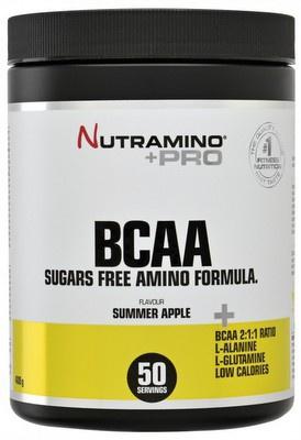 Nutramino +Pro BCAA 400 g - jablko PROŠLÉ DMT