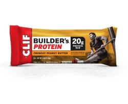 Clif Builder's Protein Bar - Crunchy peanut butter