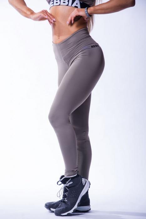 Nebbia High waist scrunch butt 604 mocha ... 0309ed5fe3