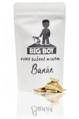 Bigboy lyofilizované plátky 30 g