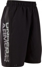 Under Armour 8 Woven Graphic Short černá