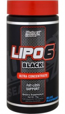 Nutrex Lipo 6 Black ultra concentrate 75 g