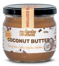 Lucky Alvin Kokosové máslo s hořkou čokoládou 330g