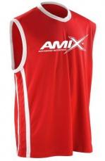 Amix Pánské tílko červené