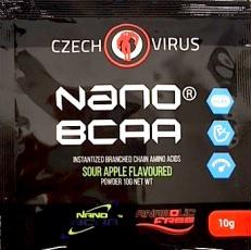 Czech Virus Nano BCAA® vzorek 10 g