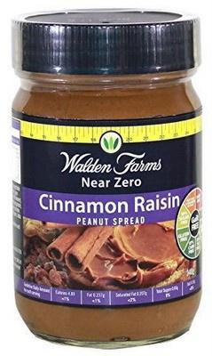 Walden Farms Peanut Spread 340 g - šlehané arašídové máslo VÝPRODEJ