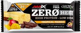 Amix Zero Hero 31% Protein bar 65g 4 + 1 ZDARMA