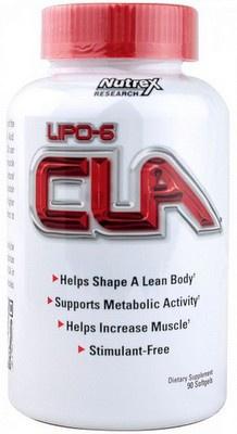 Nutrex Lipo-6 CLA 45 kapslí