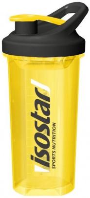 Isostar šejkr 700 ml žlutý