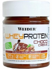 Weider Whey Protein Choco 250 g - čokoláda/oříšek