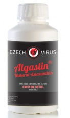 Czech Virus ALGASTIN NATURAL ASTAXANTHIN 60 kapslí