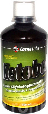Carne Labs Ketobol 500 ml