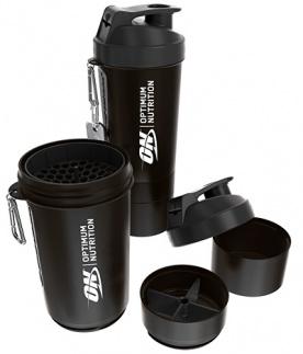Optimum Nutrition šejkr SmartShake Original 800 ml + 200 ml + 150 ml
