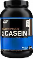 Optimum Nutrition 100% Casein Protein 908g - cookies & cream PROŠLÉ DMT
