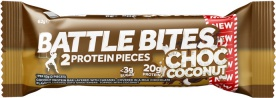 Battle oats Battle bites protein bar 62g VÝPRODEJ