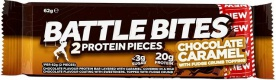 Battle oats Battle bites protein bar 62g
