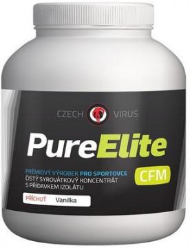 Czech Virus Pure Elite CFM 2250 g - kokos staré