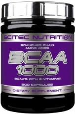 Scitec BCAA 1000 300 kapslí