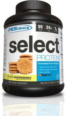 PEScience Select Protein 1710g US verze  - chocolate cupcake