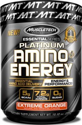 MUSLETECH PLATINUM AMINO ENERGY 288g