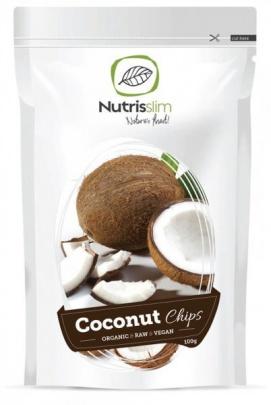 Nutrisslim Kokosové Chipsy BIO 100 g