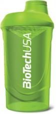 BioTechUSA šejkr Wave 600 ml zelený