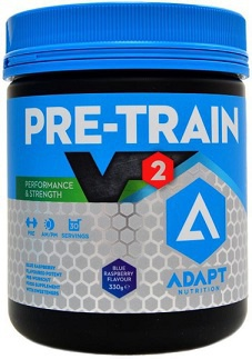 ADAPT NUTRITION PRE-TRAIN 330g