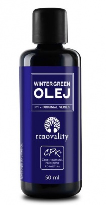 Renovality Wintergreen olej 50ml