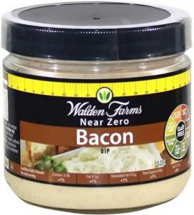 Walden Farms Veggie & Chip Dip 340 g - Bacon PROŠLÉ DMT