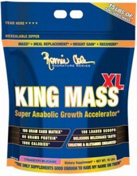 Ronnie Coleman King Mass XL 6750 g čokoláda PROŠLÉ DMT(POŠK.OBAL)