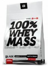 BS Blade 100% Whey Mass Gainer 1500 g